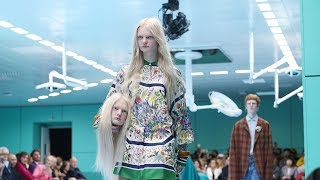 Video Gucci | Fall Winter 2018/2019 Full Fashion Show | Exclusive download MP3, 3GP, MP4, WEBM, AVI, FLV Juni 2018
