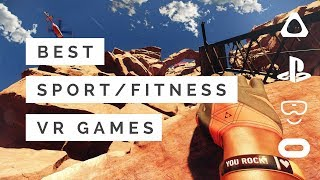 Best sports / fitness games for VR | Vive, Oculus, PS VR, Windows Mixed Reality