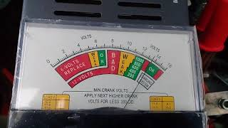 Тестер DK24-2014 для перевірки Акумуляторних батарей