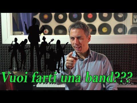 Vuoi Cantare In Una Band??? Ecco Cosa Devi Fare...