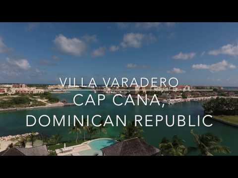 Villa Varadero, Marina at a Punta Cana Prestigious Resort