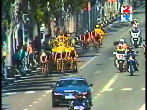 France Iron Tour - 31 août 1997 - Marseille (en direct)