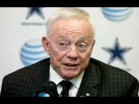 JERRY JONES SAYS HE DOESN'T THINK EZEKIEL ELLIOT WILL BE SUSPENDED BY THE NFL!