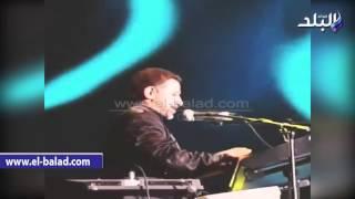 بالفيديو .. الشاب خالد يعزف 'ديدي' على مسرح  ميدان دو في أبو ظبي