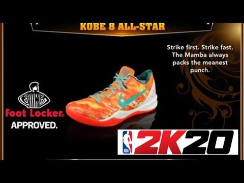 NBA 2K20 FOOTLOCKER (2K Shoes) Tour