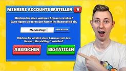 SO KANNST DU MEHRERE  ACCOUNTS AUF EINEM GERÄT ERSTELLEN 😱🤩Brawl Stars deutsch