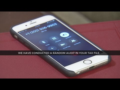 'Sophisticated phone scam' targeting Central Ohioans, pretending to be from IRS