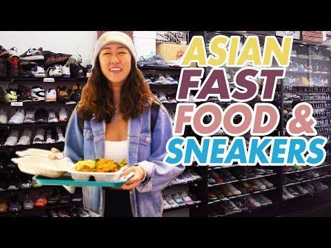 HEALTHY ASIAN FAST FOOD & SNEAKER SHOP: Make It Happen Ep. 2 // Fung Bros