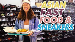 HEALTHY ASIAN FAST FOOD & SNEAKER SHOP: Make It Happen Ep. 2 // Fung Bros
