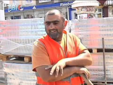 Галустян ремонтирует липецкие дороги