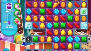 Candy Crush Saga SODA Level 1159 CE