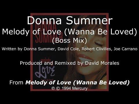Donna Summer - Melody of Love (Boss Mix) LYRICS - SHM