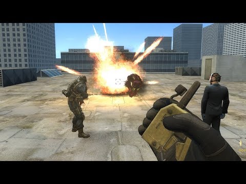 Gmod Ragdoll Compilation Vol.11