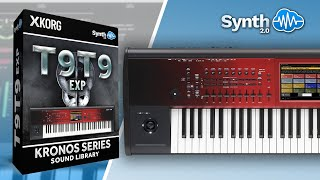 KORG KRONOS | T9T9 EXP | TOTO COVER PACK