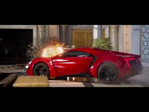 Fast & Furious 7 Official Trailer Sub Thai