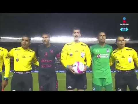 Lo que tal vez no viste del primer tiempo Querétaro vs Cruz Azul   Liga MX