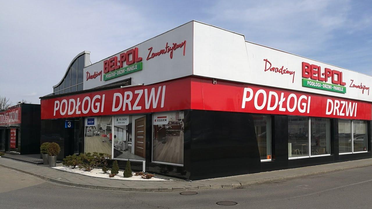 Bel Pol Kraków Zakopiańska 56a Podłogi I Drzwi Największy Salon