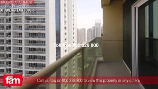 Lake City Tower,Jumeirah Lake Towers- Studio For Rent -Dubai