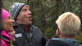 Sky High Norwegian Sky Hut | Treehouse Masters