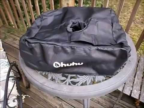 "ohuhu-18""x18""-square-patio-beach-umbrella-base-weight-bag-review"