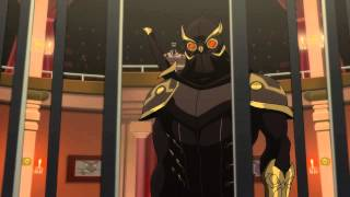 Talon Murders The Court Of Owls Batman Vs Robin Youtube