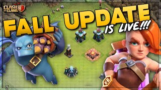 UPGRADING THE NEW STUFF! TH13 FARM TO MAX