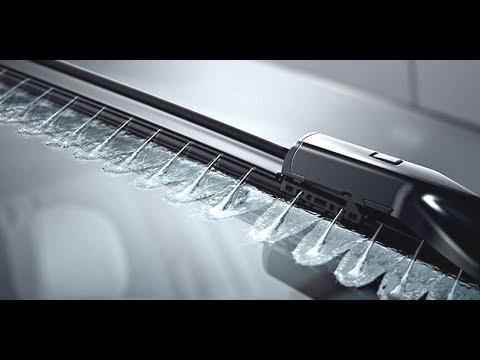 Замена стеклоочистителей Mercedes Benz S500 4matic в кузове W222