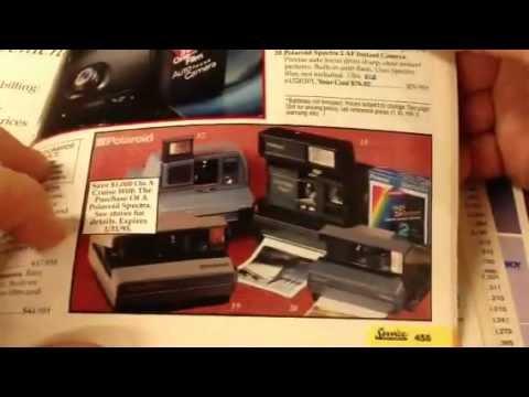 Page Turning 1992 Store Catalog - ASMR