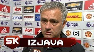 Murinjo za SPORT KLUB o Vengeru i Pobedi u Derbiju | Mančester Junajted - Arsenal 2:1