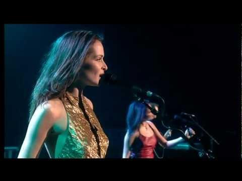 The Corrs - Dreams - Live in London - Sharon Corr Camera Angle