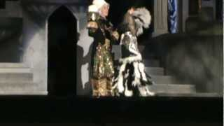 """""""Beauty and the Beast""""....clips...Lumiere and Babette :)"""