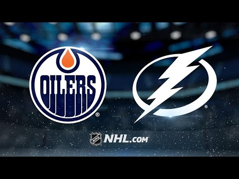 Kucherov scores twice to power Bolts past Oilers, 3-1