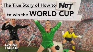 Get World Cup Ready With American Fiasco and Roger Bennett