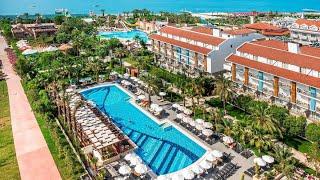Belek Beach Resort 5 Белек Бич Резорт Турция Белек обзор отеля все включено пляж