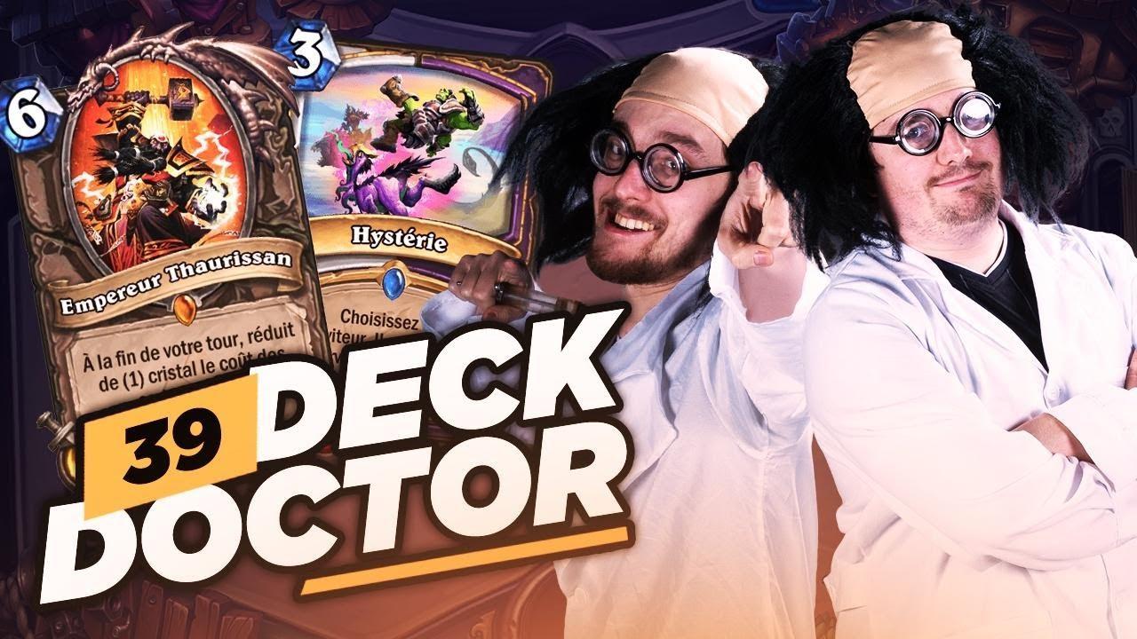 DECKDOCTOR #39 ► ON RECRÉE LA COMBO HYSTÉRIE !