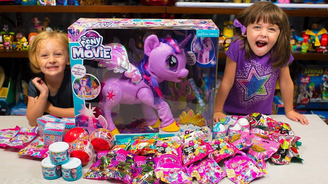 toys Girls using huge