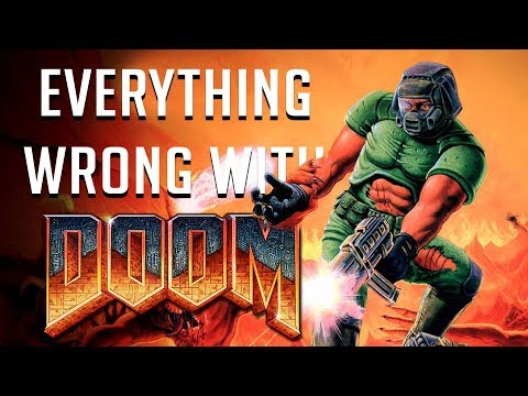 GamingSins:  Everything Wrong with Doom