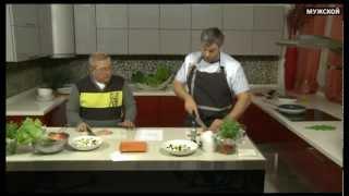 Рецепт овощного блюда. Евгений Хорошевцев. Моя Кухня! 26