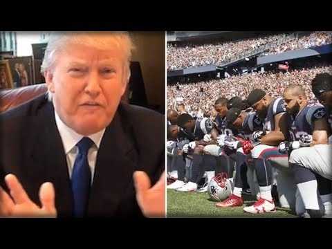 Download Youtube: BEAT DOWN! TRUMP JUST FORCED THE NFL TO CHANGE ITS RULES, THE KNEELERS WILL HATE IT