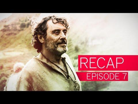 GAME OF THRONES | Staffel 6 | Episode 7 | Recap | 'The Broken Man'