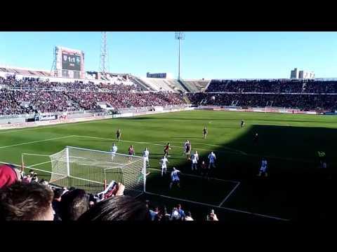 Cagliari-Pescara 2-1 goal Giannetti