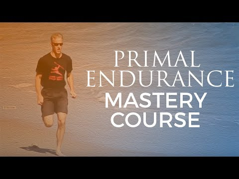 primal endurance escape chronic cardio and carbohydrate dependency and become a fat burning beast