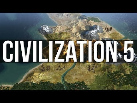 Civilization 5 series announcement. I need your thoughts! |