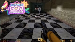 Half-life Race By Alexh0w And Msushi In 33:28 Sgdq2019