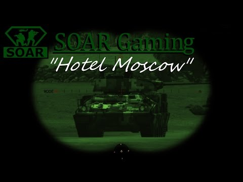 "SOAR Gaming | Operation ""Hotel Moscow"""