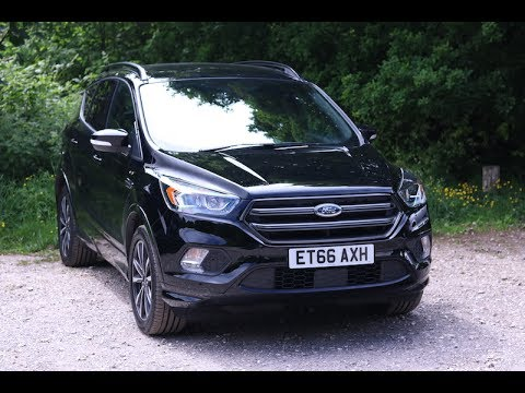 new ford kuga 2017 interior exterior review walkaro doovi. Black Bedroom Furniture Sets. Home Design Ideas