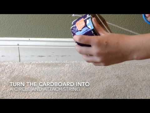 DIY Tennis Racket