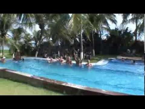 Skydance paramotor tour Brazilie 2010