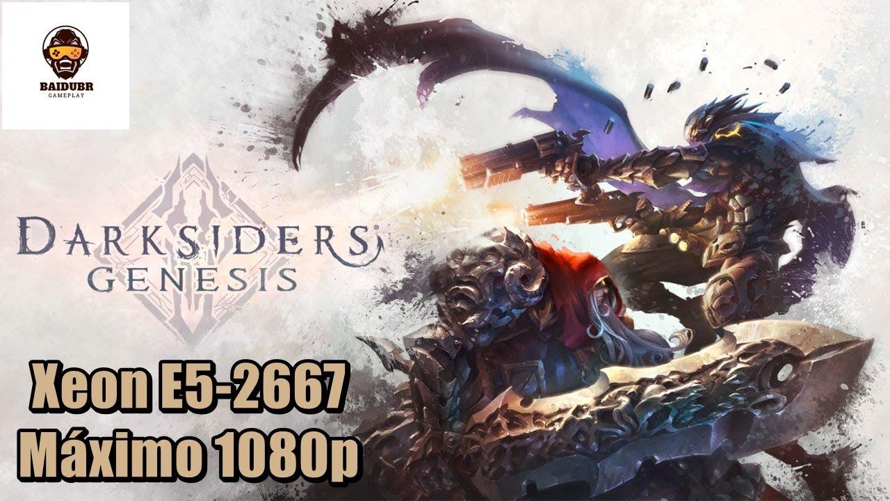 Darksiders Genesis -Teste Xeon E5-2667