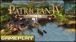 Patrician IV Steam Special Edition Gameplay PC HD